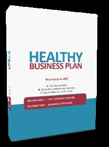 Healthy Business Plan Workbook